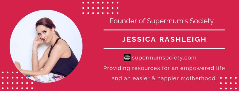 Jessica Rashleigh Promo Card